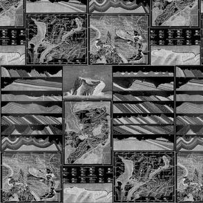 Heck's 1857 landforms black