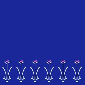 Frozen Floral