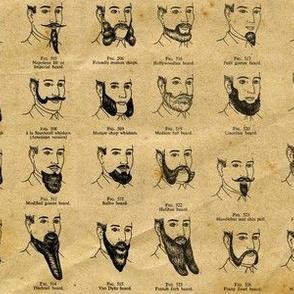 Victorian Beards