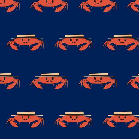 Monsieur Crab