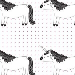unicorn-black