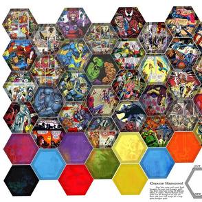 Super Comic Hexagon Cheat