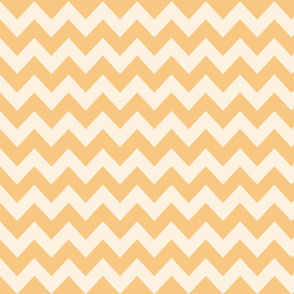 CREAMSICAL CHEVRON ONE