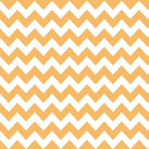 CREAMSICLE CHEVRON TWO