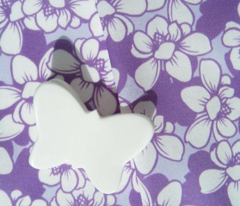 Magnolia - Purple on Purple