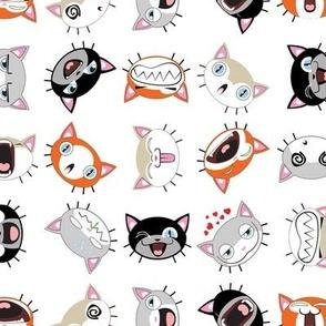 Retro Cats