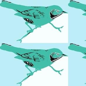 BirdWoodcut