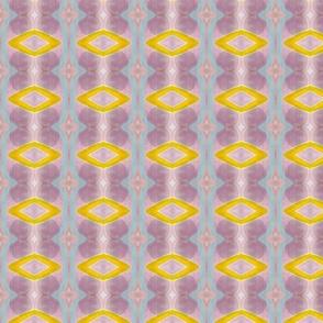 Pastel Geometric Fabric