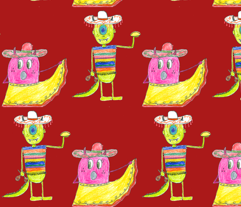 kids_print fabric by drewskiiiis on Spoonflower - custom fabric