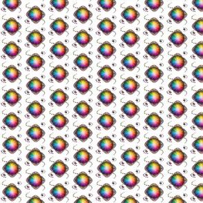 Color Wheel Mandalas