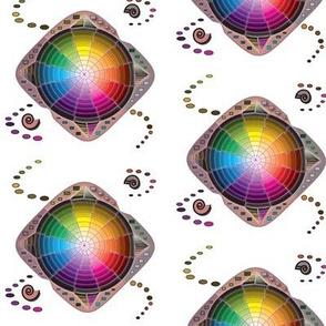 Colorwheel Mandala