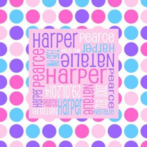 pinkpurpleaquaspotsHarperNataliePearce