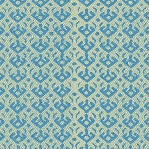 Freebird - blue, moss