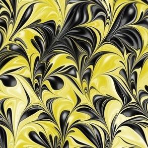 Canary-Black-Swirl