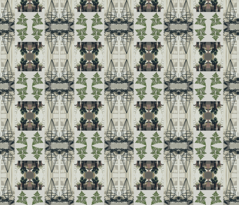 Terrarium Inspiration fabric by texas_soul on Spoonflower - custom fabric