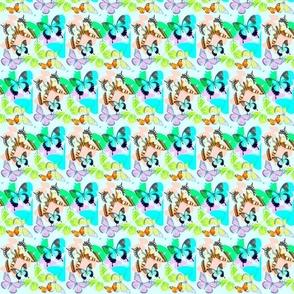 Pastel Butterflies 1-ed