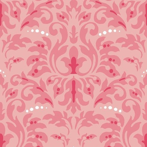 Pretty_Pink_Damask_Pattern