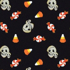 Tossed_Candy_Corn_Skulls