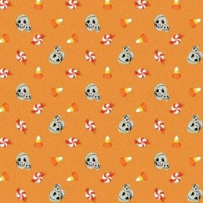 Tossed_Candy_Skulls_Orange
