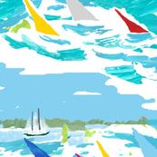 Seafaring Sunny D 42