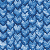 Blue Dragon Skin