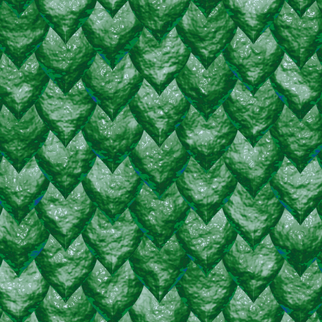 Green Dragon Skin fabric by animotaxis on Spoonflower - custom fabric