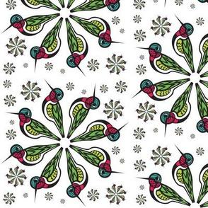 JKD Hummingbird Pinwheel