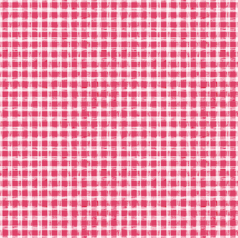 printemps - mini gingham fabric by kristopherk on Spoonflower - custom fabric