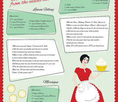Julie's Family CupCake Recipe