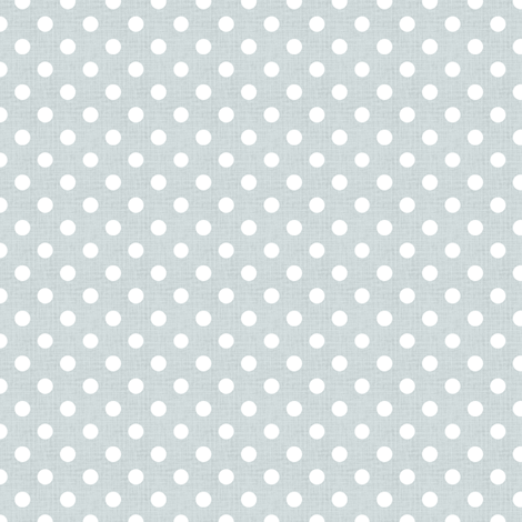 Printemps - Polka Dots fabric by kristopherk on Spoonflower - custom fabric