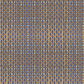 Basketweave: gold and muted purple