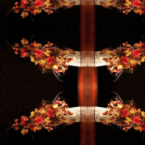 Fall Floral Arrangement_sideways