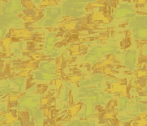 Spring Camouflage Brush Strokes