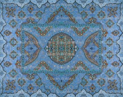 Persian Dream ~ Peacock