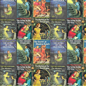 Nancy Drew Book Covers