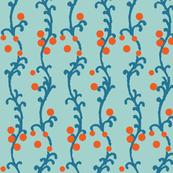 Orange Berry Vine