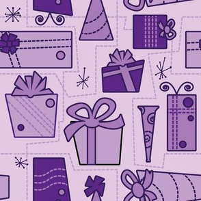 Gifts (purple)
