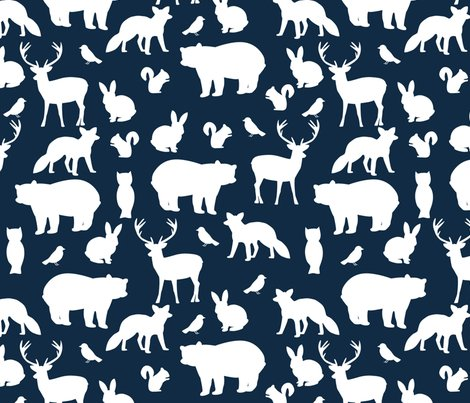 Woodland_party_on_navy_artboard_2_ed_ed_shop_preview