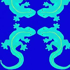 Rococo Lizards 2