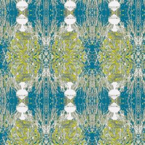 Chandelier 2  - Turquoise