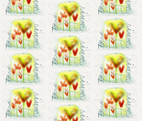 image fabric by leannethomas on Spoonflower - custom fabric