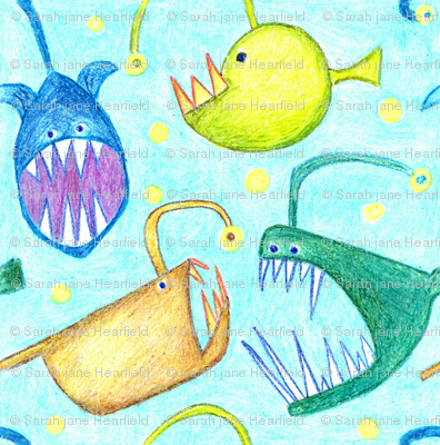 Monsters from the deep