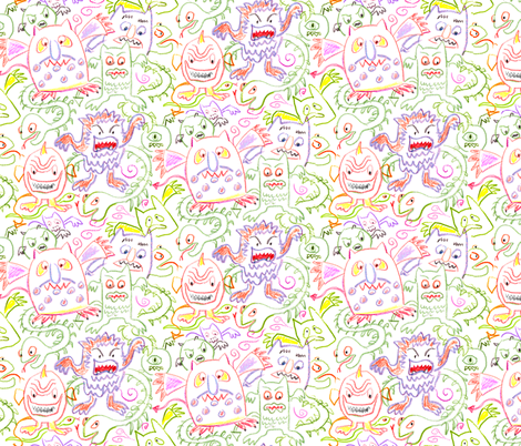 Crayon Monsters 2