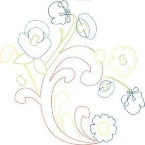 MODERN SCANDINAVIAN Embroidery