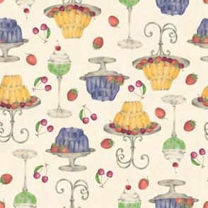 Jellies & Fruit
