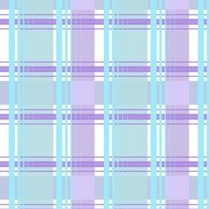 bleu violet carreau