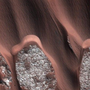 Surface on Mars