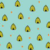Dotty Beehives