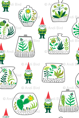 Terrariums and Gnomes