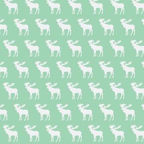Mint moose